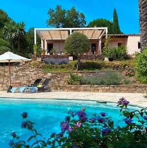 Peaceful Villa In Cogolin With Private Pool photos Exterior