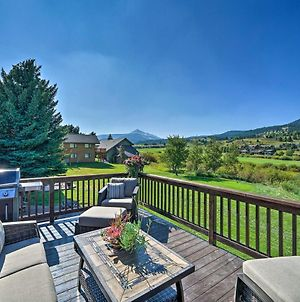 Cozy Mtn-View Ski Condo At Big Sky Golf Course! photos Exterior