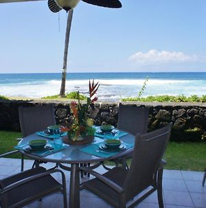 Easy Wak To Town Ocean Front Ac & Wifi Kona Reef A6 photos Exterior