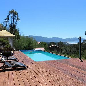 House With 11 Bedrooms In San Cibran With Wonderful Sea View Private Pool Terrace photos Exterior