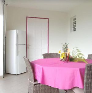 Apartment With One Bedroom In Sainte-Luce, With Shared Pool, Furnished Garden And Wifi - 2 Km From The Beach photos Exterior