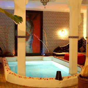 Villa With 6 Bedrooms In Marrakesh, With Indoor Pool, Furnished Terrace And Wifi photos Exterior