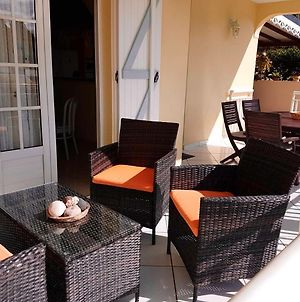 House With 4 Bedrooms In Petit Bourg With Shared Pool Enclosed Garden And Wifi 20 Km From The Beach photos Exterior