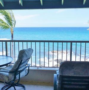 Ocean Front Ac Wifi Walk To Kona Town! Kona Reef D37 photos Exterior