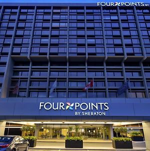 Four Points By Sheraton Boston Newton photos Exterior