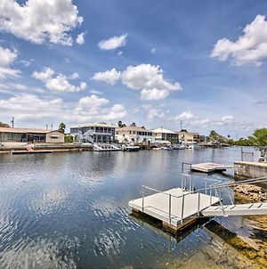 Waterfront Hernando Beach Home With Dock And Hot Tub! photos Exterior