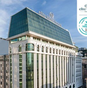 Elite World Istanbul Hotel photos Exterior