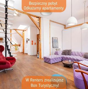 Exclusive Park Loft Limanowskiego By Renters photos Exterior