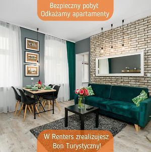 Deluxe City Center Apartments By Renters photos Exterior