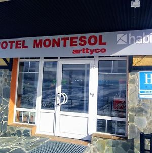 Hotel Montesol Arttyco photos Exterior