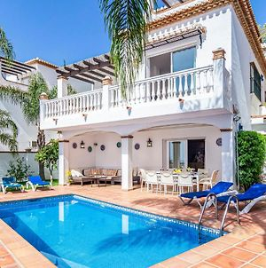 Awesome Home In Almunecar W/ Outdoor Swimming Pool, Wifi And 4 Bedrooms photos Exterior