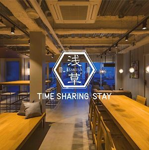 Time Sharing Stay Asakusa photos Exterior