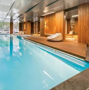 602Pr Docklands 1 Bedroom Gym Pool Spa photos Exterior