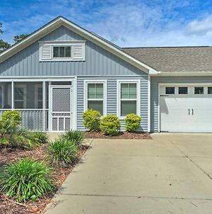 Modern Oak Island Home, 1 Mile To The Beach! photos Exterior