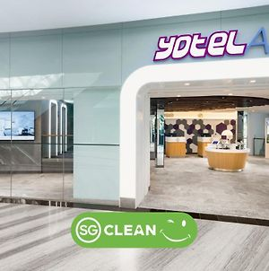 Yotelair Singapore Changi Airport photos Exterior