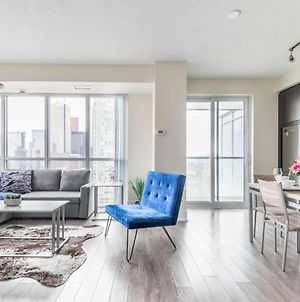 Stunning Downtown Views In Upscale High Rise With King Bed! photos Exterior