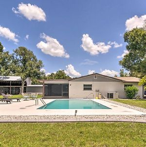 5-Acre Bradenton Escape With Pool & 2 Fire Pits photos Exterior