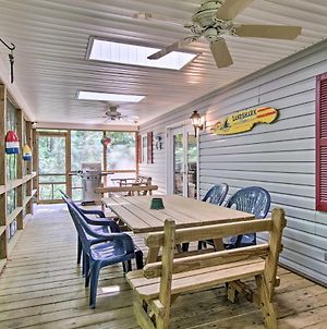 Ocean Pines Family Home With Deck 8 Mi To Beach photos Exterior