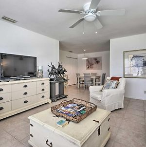 Nsb Condo With Pool And Grill Deck Walk To Beach photos Exterior