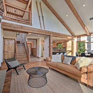 Luxe Home With Deck - Explore The Catskill Mtns! photos Exterior