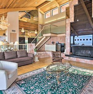 Joshua Tree Park Home On 5 Acres With Incredible View photos Exterior