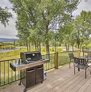 Tranquil Riverfront Cabin Fish, Hike And Ski! photos Exterior