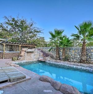 Home In El Paso With Bbq, 4 Mi To Sunland Park! photos Exterior