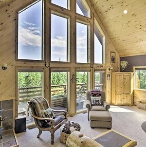 Secluded Mtn Retreat - Amazing Views & Hot Tub photos Exterior