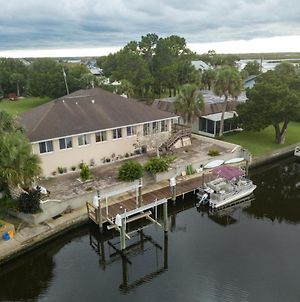 Waterfront Luxury Home - Cystal River 11849 photos Exterior