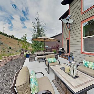 Retreat At Jordanelle Townhome, Near Lifts! Home photos Exterior