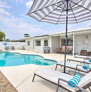 Modern Home With Pool Less Than 2 Mi To Old Town Scottsdale! photos Exterior