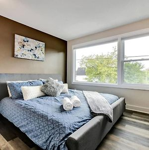 Near Downtown Ottawa - Modern 1Br With King Bed! photos Exterior