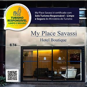 My Place Savassi Hotel Boutique photos Exterior