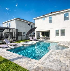 Private Pool Home, Waterpark Access & Near Disney! photos Exterior
