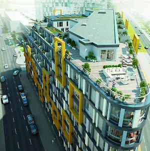 Apartement Blanc Harfa Design photos Exterior