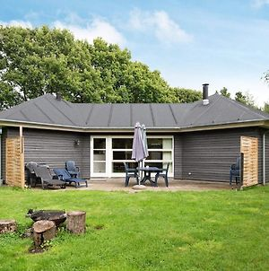 Three-Bedroom Holiday Home In Ansager 6 photos Exterior
