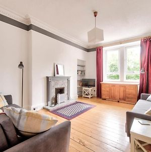 Vibrant Leith Flat For 3 People - Cosy Great Location! photos Exterior