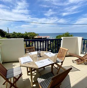Apartment With 3 Bedrooms In Saint-Jean-De-Luz, With Wonderful Sea View, Furnished Terrace And Wifi - 100 M From The Beach photos Exterior