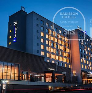 Radisson Blu Hotel Nairobi Upper Hill photos Exterior
