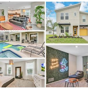 New Listing Mickeyvacay 6Br5Ba Wpool Water Park- Championsgate 8935Cc photos Exterior
