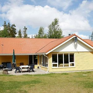 Three-Bedroom Holiday Home In Hojslev 9 photos Room