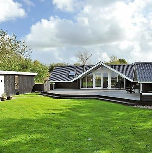 Three-Bedroom Holiday Home In Ansager 16 photos Exterior