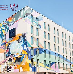 Nyx Hotel Munich By Leonardo Hotels photos Exterior