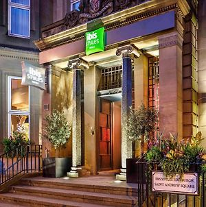 Ibis Styles Edinburgh Centre St Andrew Square photos Exterior