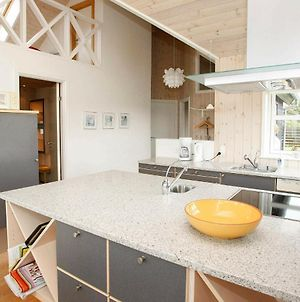 Three-Bedroom Holiday Home In Lokken 46 photos Exterior