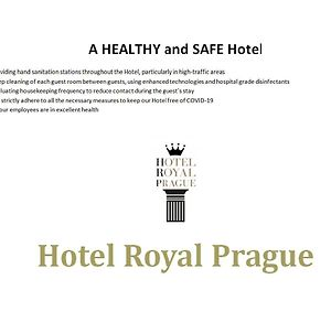 Hotel Royal Prague photos Exterior