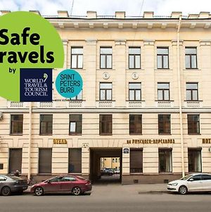 Hotel On Rimskogo-Korsakova photos Exterior