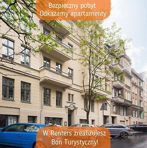 Apartments Poznan Maleckiego By Renters photos Exterior