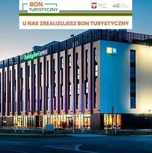 Holiday Inn Express Rzeszow Airport photos Exterior
