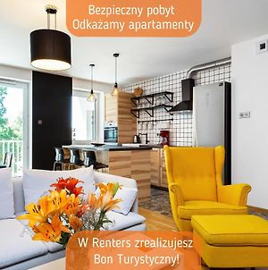 Apartments Wroclaw Botanic Gardens By Renters photos Exterior